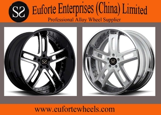 China Susha Wheel-Matt Black Milling Spokes 20 Forged Wheels Concave 22 Inch Wheels supplier