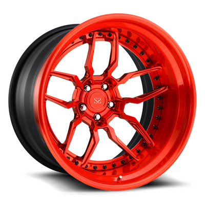 3-piece Forged Wheels
