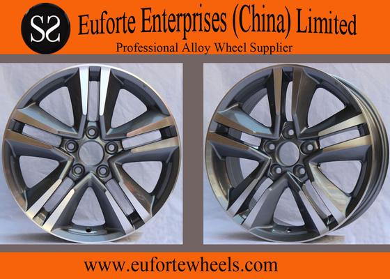 China Aluminum Alloy Honda Replica Wheels Rims For Odyssey, 16 inch wheels supplier
