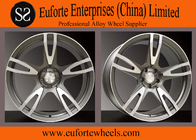 China SS wheels - Auid 18 Inch Gun Metal Forged Specialties Wheels Forged Wheels SAE TUV factory