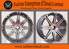 """China 20"""" 22"""" Tuner Racing Wheels Cancave Gloos Black Machine Face 10.5 Inch Width factory"""