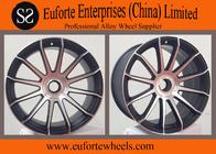 "China 20"" Gloss Tuning Wheels Auto Custom Wheels 66.6mm-73.1mm CB Range factory"