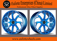 "SS wheels - Forged Wheels 18""  19""  20""  21""  And 22""  1 PC Blue Color"