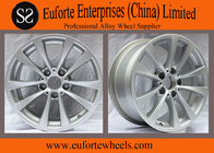 "China Bmw aftermarket wheels 17"" hyper silver BMW replica wheel 320i factory"