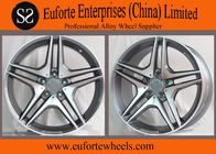 China Benz C63 Gunmetal Machined Face 18 Inch 19 Inch 20 Inch OEM Replica Wheels factory