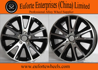 China Tiguan Replica 19'' European Wheel Silver Machined PCD 112mm ET 43mm OEM factory