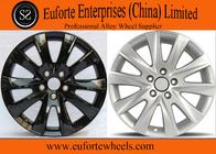China 16 Inch Black Machined Volkswagen Custom Suv Wheel TUV SAE VIA Certification factory