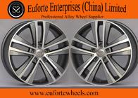 China Sharan Replica Aluminum Wheels Rims 20'' Gunmetal Machined For Volkswagen factory