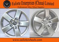 China TOUAREG Replica Car Wheel Rim 19 Inch Silver Replica Wheels For Volkswagen factory
