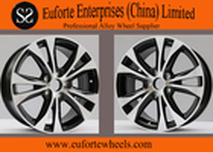 China 18 inch Toyota Replica Wheels Replica Black Machine Face / Aluminum Alloy Wheels for Toyota RAV 4 factory
