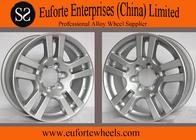 China Prado 20 inch 18 inch Hyper Silver Aluminum AlloyToyota Replica Wheels for Toyota SUV factory