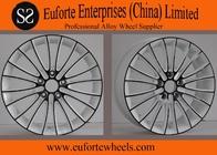 China Black Spokes AmgMercedes StyleWheels / Aftermarket Aluminum Wheels company