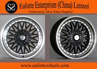 China 17inch Black Tuning Wheels factory
