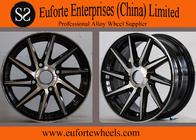 China Black Machine Tuning Wheels Vossen Aluminum Alloy Retro Style Wheels factory