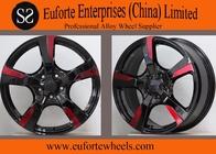 China Euro Black Aluminum Alloy Custom Off Road Wheels 19 inch 20 inch factory