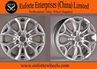 China Hyper Silver 15inch US Wheel / Replica OEM WheelsFor Ecospor factory