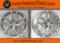 China Aluminum Alloy Replica Ford Focus Wheels 15x6.0 With OEM Caps factory