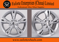 China 15inch Hyper Silver US Wheel For Focus  Replica Aluminum Alloy Wheels For Ford factory