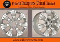 China OEM Caps 17inch Hyper Silver honda alloy wheels / honda accord wheels factory