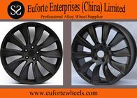 China Black Aluminum Alloy Nissan Replica WheelsFor Infiniti FX35 , 21 inch wheels factory