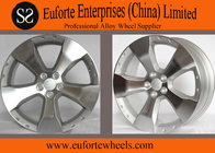China 5 x 100 PCD 17 inch Japanese Wheels / Aluminum Alloy Forester Wheels factory
