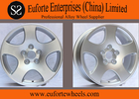 China 5 Hole 16inch Audi Replica Rims For A6L A4L , 5 Spoke Audi Wheels factory