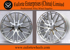 China Hyper Silver Replica Audi Alloy Wheels for  Audi A8L  / Vehicle Wheels company