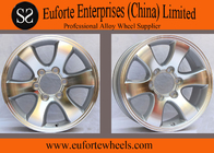 """China 16"""" Silver  4x4 Off Road Toyota Replica Wheels 4 Runner Aluminum Alloy  for SUV factory"""
