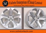 China Custom Hyper Silver X6 BMW Replica Wheel / Car Alloy Wheel Rim factory