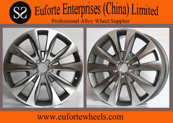 China Mercedes Benz ML350 ML450 Replica Aluminum Wheels Rims / Alloy Wheels OEM Cap distributor
