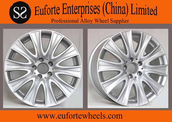 China Replica Aluminum Alloy Mercedes Benz Wheels S320 18 Inch ET 35mm / 45mm distributor