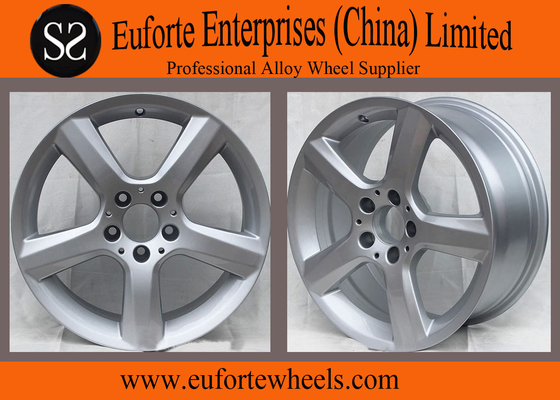 China 20 Inch 22 Inch Silver OEM Replica Wheels For Mercedes Benz SLK Class Wheels distributor