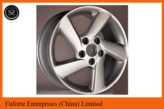 China 16inch Silver Aftermarket Japansese Wheels / Mazda 6  Spare Wheel distributor