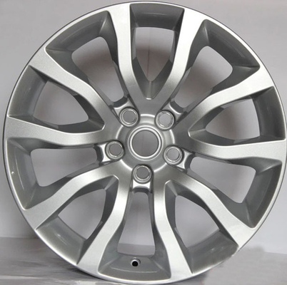 China 21 inch Wheel Alloy Wheel Cars For Range Rover V8/ 20 inch Gun Metal Machined 1-PC Alloy Wheels With PCD 5X120 factory