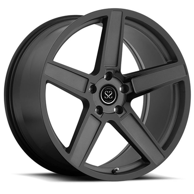 customize alloy wheel 5x112 5x120  5x127 with T6061 aluminum  forged rims china manufacture