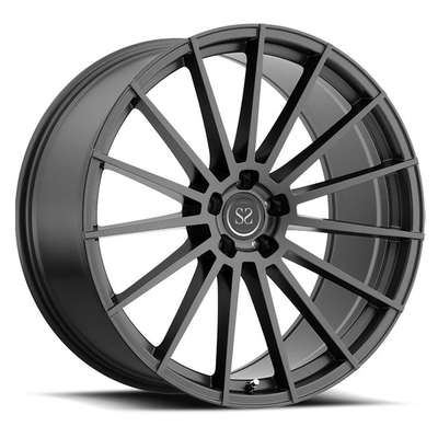 China 1-piece forged monoblock racing vehicle wheels rims For Ferrari Forged Wheels factory