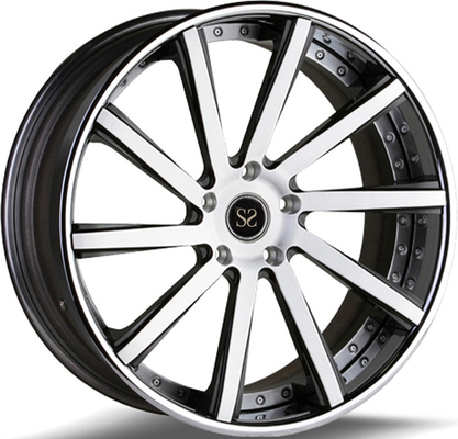 Custom 2-PC 21inch Rims For Ford with Best Price