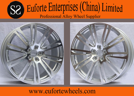 China Replica Audi Alloy Wheels for A8 , 19 inch Aluminum Trailer Wheels distributor