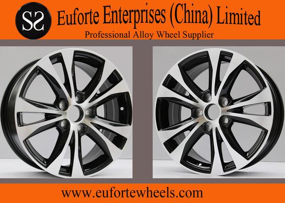 China 18 inch Toyota Replica Wheels Replica Black Machine Face / Aluminum Alloy Wheels for Toyota RAV 4 distributor