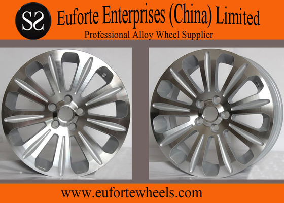 China 5 Hole MONDEO IVCT 17inch US Wheel With Gun Metal Machine Face distributor