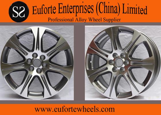 China Custom US SRX  20inch Replica Alloy Wheels Gun Metal  6 x120 PCD distributor