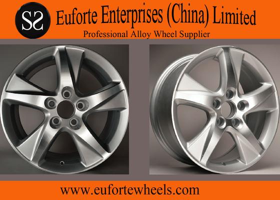 China Durable Gun Metal Hodan Replica Wheels for SPIRIOR  , 17 inch car wheels distributor