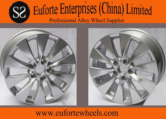 China 17inch  Honda Accord OEM Wheels Hyper Silver Aluminum Alloy Wheel 17x7.5 distributor