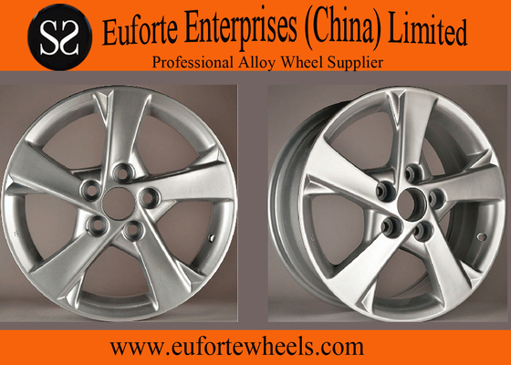 China Custom Aluminum Alloy toyota aftermarket wheels16inch Corolla distributor