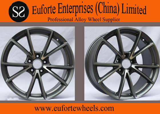 China Custom Aftermarket Audi Wheels For Audi A6 , 17 audi wheels distributor