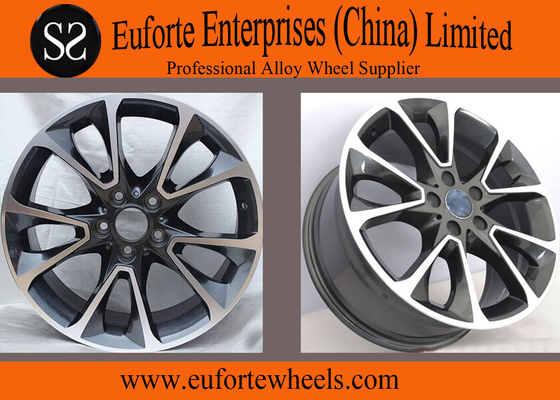 China Aluminum Alloy  BMW Replica Wheel for X5 , 20 x 10 And 20 x 11 Gun Metal Machine Face distributor